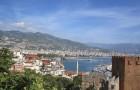 Klima in Antalya, Türkei