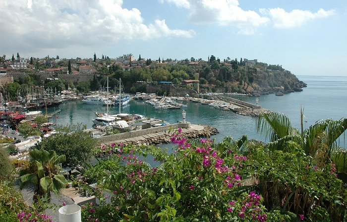 Work & Travel in Antalya