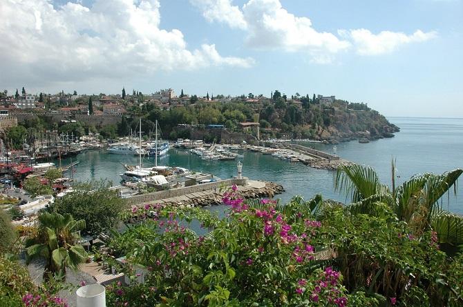 Die schönsten Ziele in und um Antalya