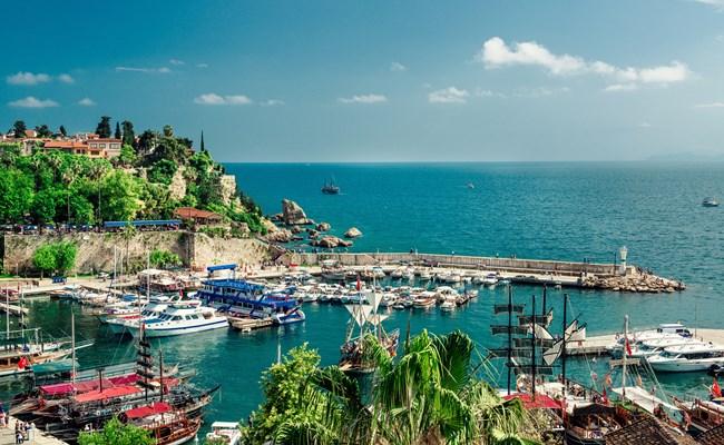 Reisecheckliste Antalya